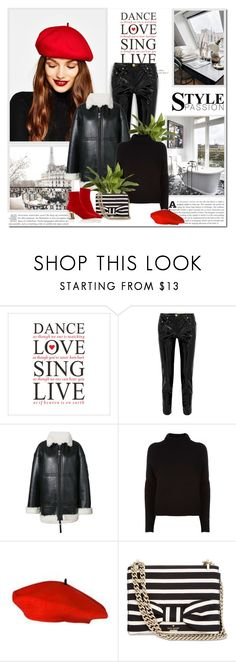 """Dance as though no one is watching you Love as though you have never loved before Sing as though no one can hear you Live as though heaven is on earth!!"" by lilly-2711 ❤ liked on Polyvore featuring Prada, H&M, Boutique Moschino, Vera Wang, Burberry, Kate Spade and Proenza Schouler"