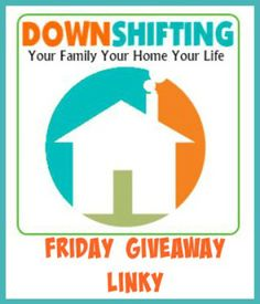 Friday Giveaway Linky from DownshiftingPRO.  This is a perpetual Linky so it gets updated every week.  Please leave PRIZE, (OPEN TO: WW, US, CAN) AND DATE (FEB, MAR, APR, MAY/DAY)
