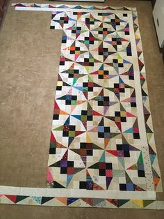 My Patchwork Life: A Flimsy Finish!