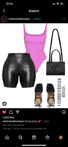 Classy Outfits, Cool Outfits, Nightwear, Baddie, Outfit Ideas, Fitness, Clothes, Style, Fashion