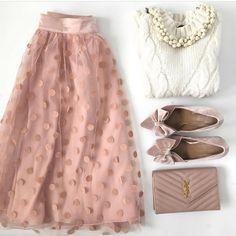 Dear stylist, I would love a cute tulle skirt!!!