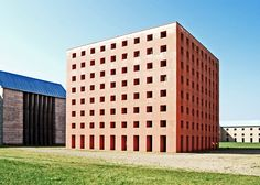 Read the story behind Aldo Rossi's San Cataldo Cemetery – a seminal Postmodern design.