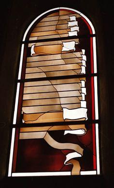 Chapel Window, Limburg Cathedral