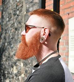 Beard Styles For Older Men, Hair And Beard Styles, Handlebar Mustache, Beard No Mustache, Great Beards, Awesome Beards, Goatee Styles, Brown Beard, Ginger Men