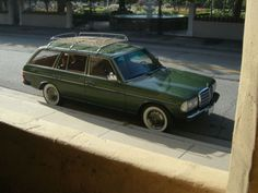 1980 Mercedes Benz Station Wagon For Sale Front Vw Variant, Mercedes Benz, Daimler Benz, Classic Mercedes, Diesel Cars, Roof Rack, Station Wagon, Cars For Sale, Cool Cars