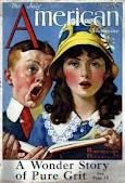 Norman Rockwell's Boy and Girl