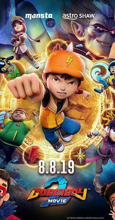 Galaxy Movie, Boboiboy Galaxy, Free Online Movie Streaming, Villain Names, Boboiboy Anime, Anime Japan, Elemental Powers, Movies To Watch Free, Superhero Movies