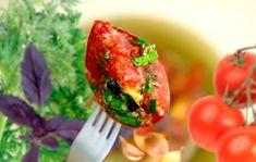Пикантная закуска из помидоров » Женский Мир