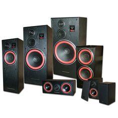Cerwin Vega VE Series Speakers