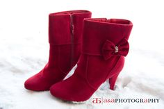 A&A Photography: red wedding boots winter wedding Winter Wedding Boots, Winter Boots, Wedding Shoes, Winter Weddings, Wedding Dresses, Winter Accessories, Hair Accessories, Snow Images, Red Wedding Flowers