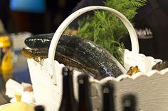 #FashionFood - Food Experience - Mondadori #ricetta - #MFW Milano 21-23 Settembre 2013 #SaleePepeMag #Grazia -  il salmone della @Bjork Swedish Brasserie