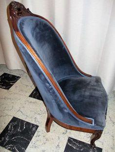 e12298228db3 Plateforme de ventes aux enchères en ligne Catawiki   Fauteuil crapaud  Louis XV