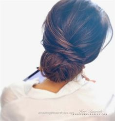 Check it out Cool and Easy DIY Hairstyles – Elegant Bun Hairstyle – Quick and Easy Ideas for Back to School Styles for Medium, Short and Long Hair – Fun Tips and Best Step by Step Tutorials for Teens ..