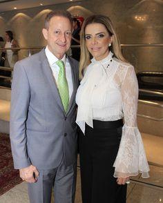 Eloi Oliveira, Adriana Vasconcelos