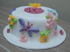 Quilled Cake  CakeConnection Sdn Bhd