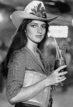 Incredibly pretty Madolyn Smith Osborne in Urban Cowboy.