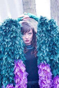 Foto:Laura Strautina Modele:Agnese Kalēja