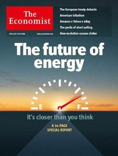 The future of energy | The Economist