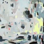 "Erin McIntosh, ""Sorbet no. 3"" 24x24 | Gregg Irby Gallery"