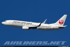 Boeing 737-846 - Japan Airlines - JAL | Aviation Photo #3987849 | Airliners.net