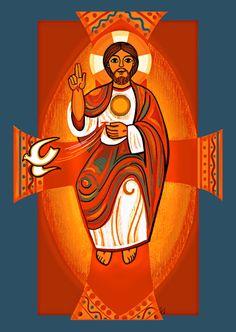 Christ en majesté
