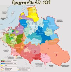 This is one of my ideal subject areas in linguistic research study. I particularly came to understand quite a bit. Polish Symbols, Poland Map, Fantasy Map, Old Maps, Historical Maps, Lithuania, Eastern Europe, World History, Science