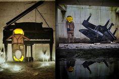 JR and Os Gemeos Create a Politically Charged Piece under Palais de Tokyo | WideWalls