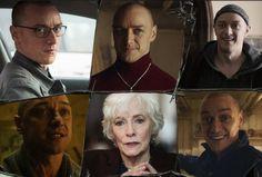 O filme 'Fragmentado' revela o drama de pessoas que têm múltiplas personalidades.