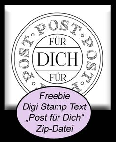 Freebie Digitale Stempel/Digi Stamps - Freebie Digitale Stempel/Digi Stamps - Peppercus-Design