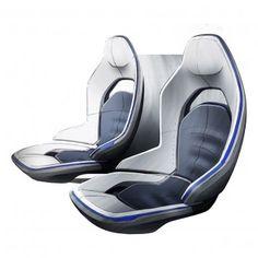 Ford Evos Concept Interior Design Sketch