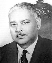 Alvin Robert Cornelius was the Pakistani jurist, legal philosopher and judge, serving as the 4th Chief Justice of Pakistan from 1960 until 1968. Among his notable cases included the actions defending Non-Muslims rights (Freedom of religion); Bogra case against the Presidential reserve powers famously known as the  Article 58(2)B of the 8th Amendment of the constitution of Pakistan now an inactive; defending workplace and labour laws; sports law in Pakistan Cricket Board.