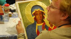 Warsztaty z częstochowską ikoną Matki Bożej - rozmowa z uczestnikiem