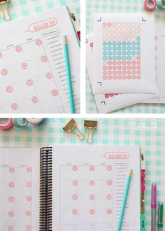 Free Printable Meal Planner Kitchen Set | recipes ...