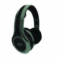 SMS Audio SMS-DJ-GRY Street by 50 Cent Wired DJ Headphones  Grey