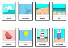 woordkaarten strand 2
