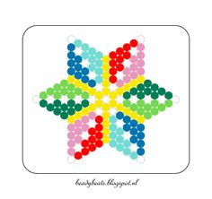 Beady Beads - Star 5c. Perler / Hama / Fusion / Melty / Pyssla Beads. Free Pattern Card! Visit my blog for more free patterns. Hama Beads Patterns, Beading Patterns, Seed Bead Tutorials, Peler Beads, Beads Pictures, Fusion Beads, Hexagon Quilt, Card Patterns, Bead Crafts