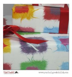 Stand in Line gift wrap