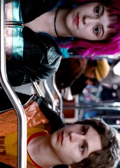 Find images and videos about film, scott pilgrim and michael cera on We Heart It - the app to get lost in what you love. Scott Pilgrim, Ramona Flowers, Mary Elizabeth Winstead, Bryan Lee O Malley, Fotografia Tutorial, Michael Cera, Vs The World, Bonnie N Clyde, About Time Movie