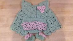 Craft Disasters and other Atrocities: Scarlett's Springtime Baby Set