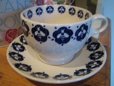 Emma Bridgewater Bedales Breakfast Cup & Saucer