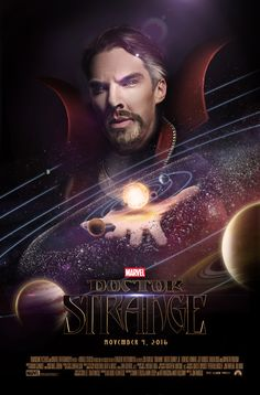 dr strange official poster - Google Search