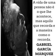 Gabriel García Márquez | Citação