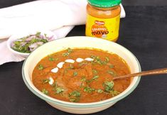 Make the Butter Chicken tonight that is a delicious preparation of chicken in rich tomato gravy flavored with Tandoori Mayo. Serve it along with rice or phulkas for a delish dinner. Mayo Recipe #MadeWithDelmonte #WorksEveryTime  Recipe Link --> http://ift.tt/2fIlrm0 #Vegetarian #Recipes