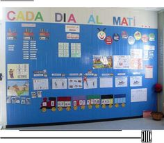 Com Es Treballen Les Rutines Classroom Organization, Classroom Decor, Classroom Management, Pre School, Ideas Para, Curriculum, College, Teaching, Math