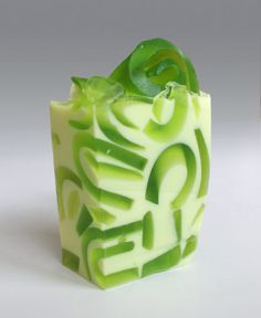 Lemongrass & Sage: Beautiful handmade natural glycerin soap with a coconut base, scented with fragrance oils.