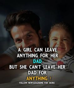 Father Daughter Love Quotes, Love My Parents Quotes, Mom And Dad Quotes, Crazy Girl Quotes, Father Quotes, Son Quotes, Sister Quotes, Baby Quotes, True Quotes