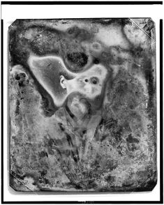 Ghosts in the Machine: The beauty of decayed daguerreotypes - Flashbak Ghost Images, Ghost In The Machine, Daguerreotype, Library Of Congress, Photojournalism, Old Photos, Inspiration, Beauty, Old Pictures