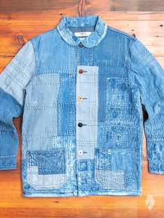 Men/'s Copper Rivet Damage denim jacket Ma-1