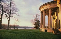 Vanderbilt estate I Hyde Park, NY