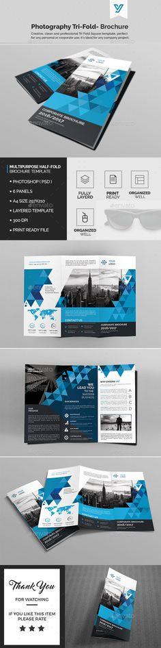 40 Best PSD Brochure Templates Design 2015 BROSURI PROMOTIONALE - half fold brochure template